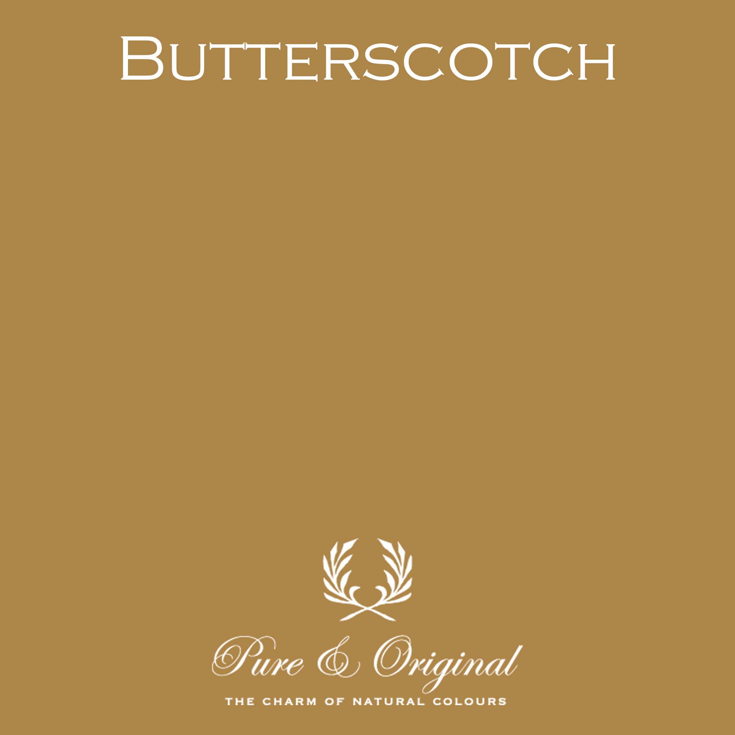 Pure & Original colour Butterscotch