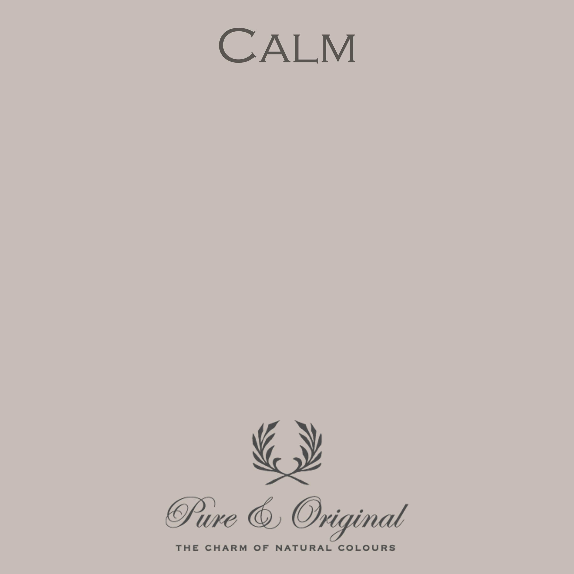 Pure & Original colour Calm