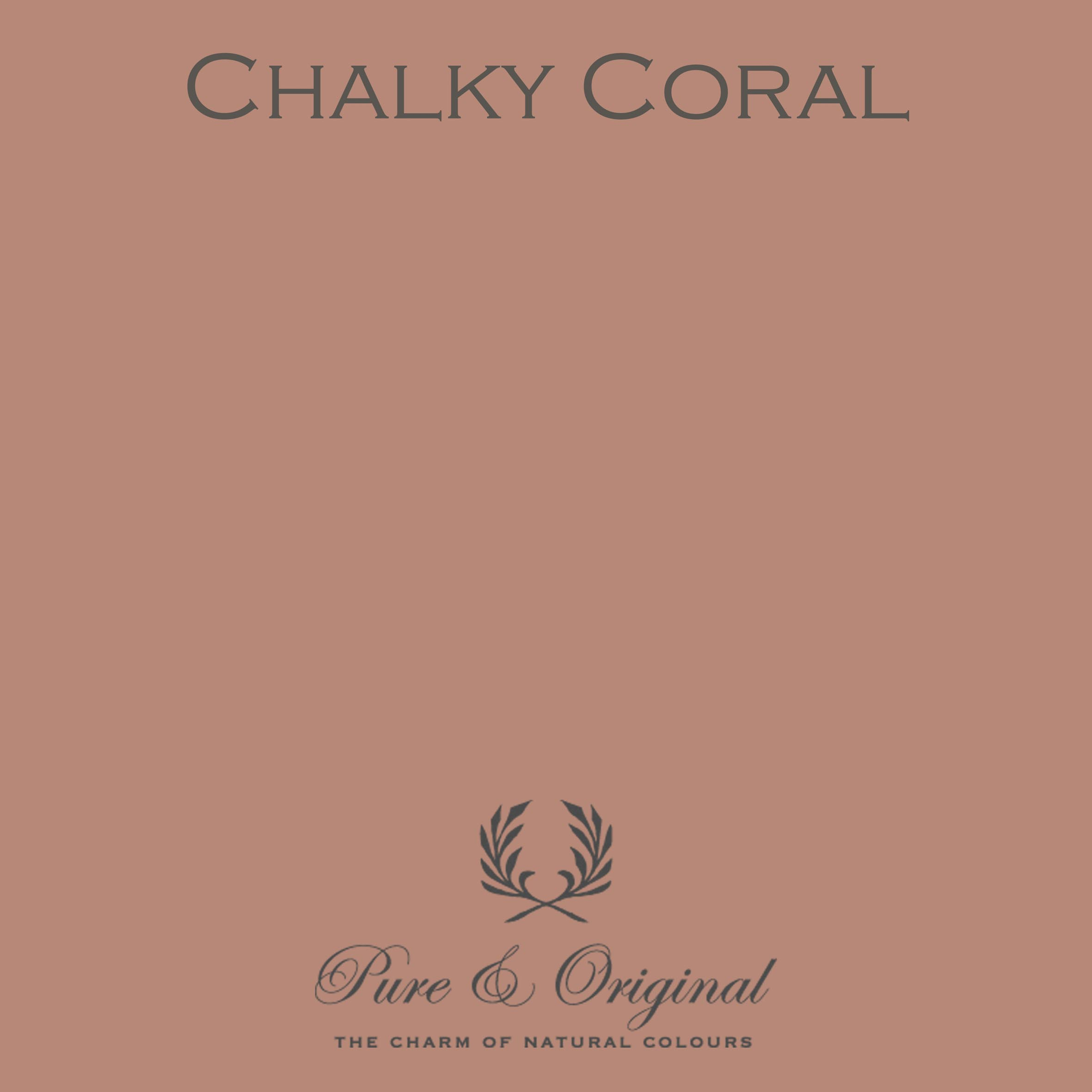 Pure & Original colour Chalky Coral