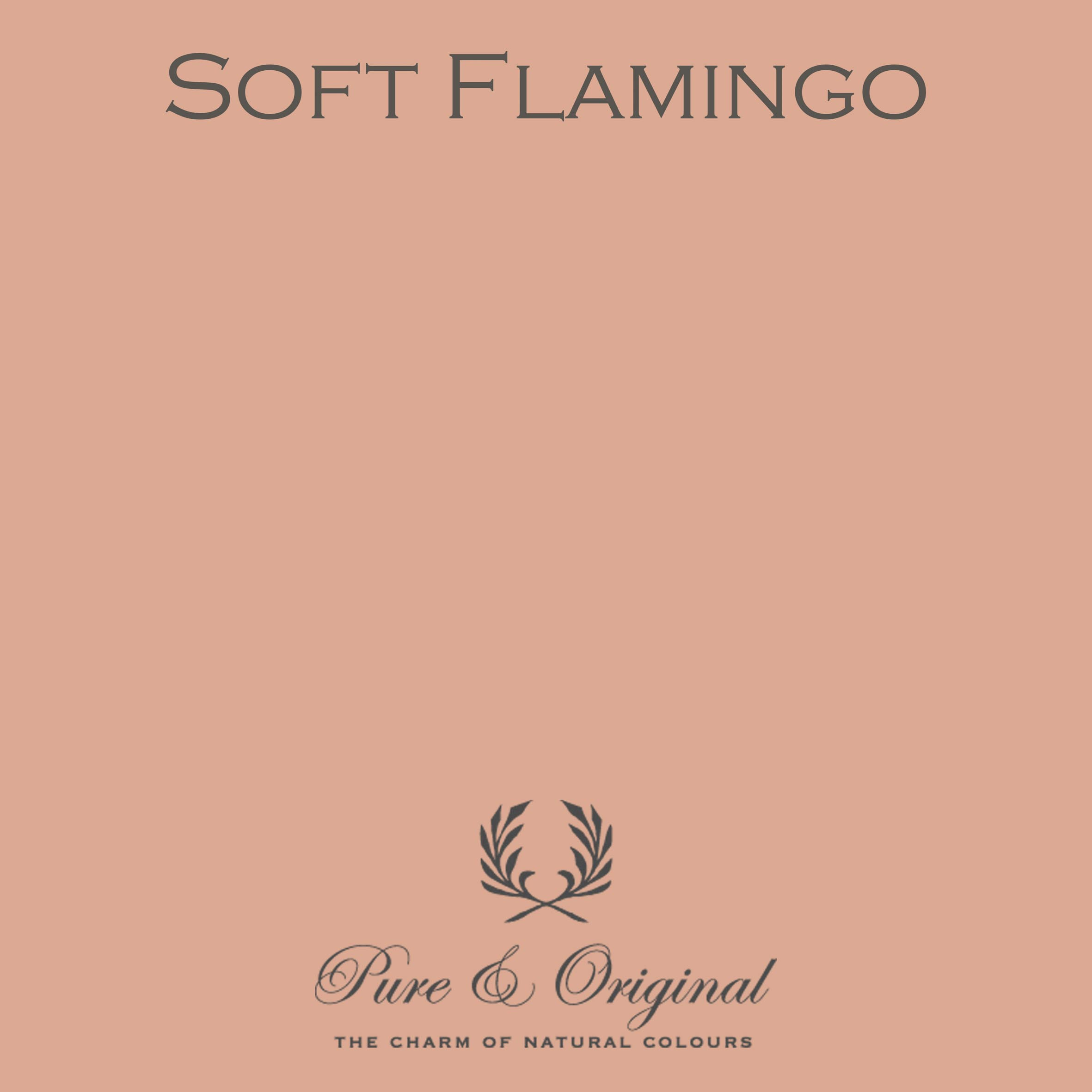Pure & Original colour Soft Flamingo