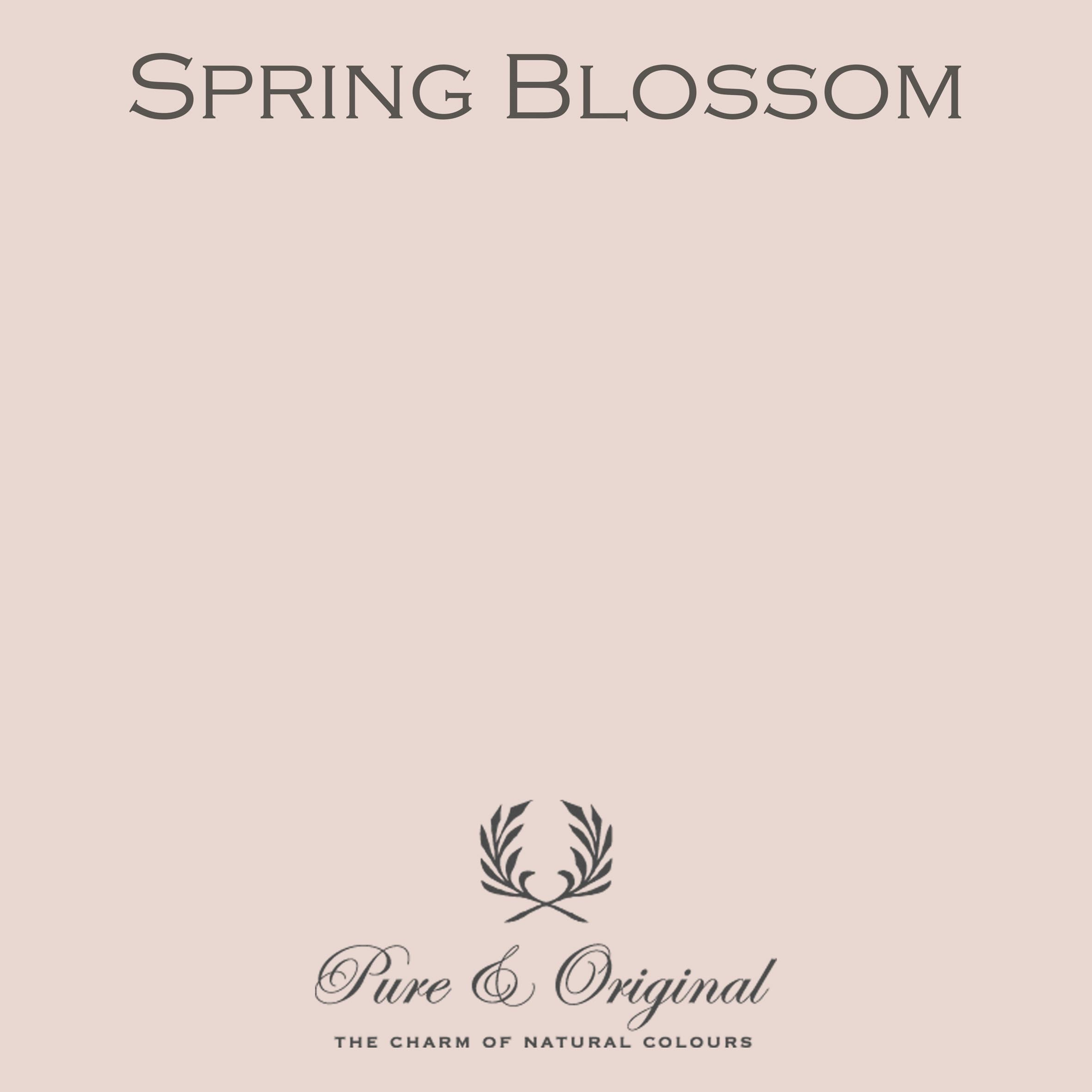 Pure & Original colour Spring Blossom