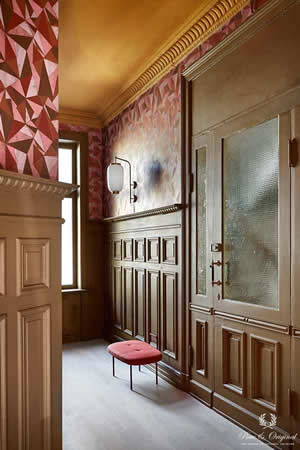Inspiration Collection 2017 Hallway Licetto Praline Classico Ocre