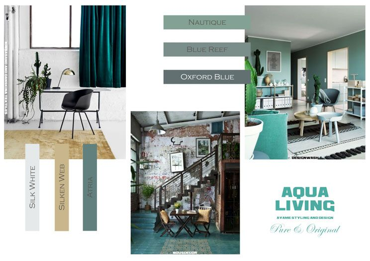 Aqua Living by Ayame styling & design