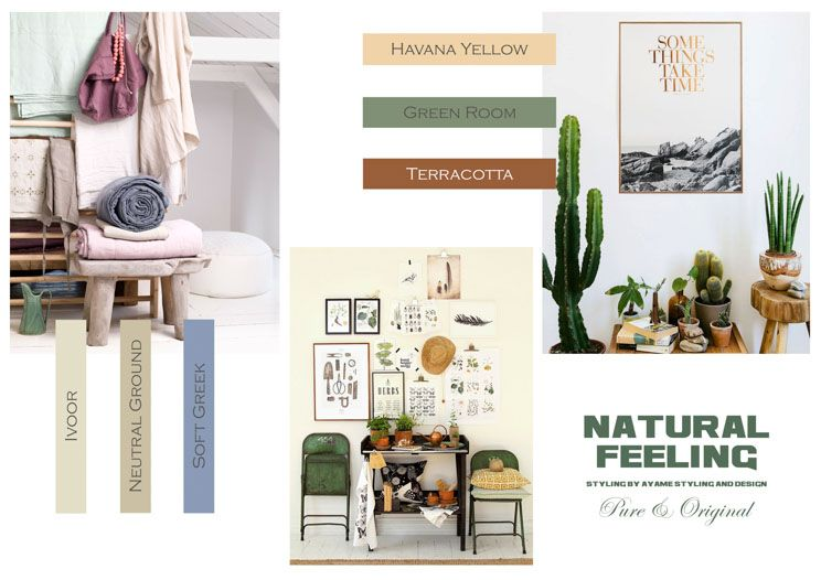 Natural Feeling by Ayame styling & design