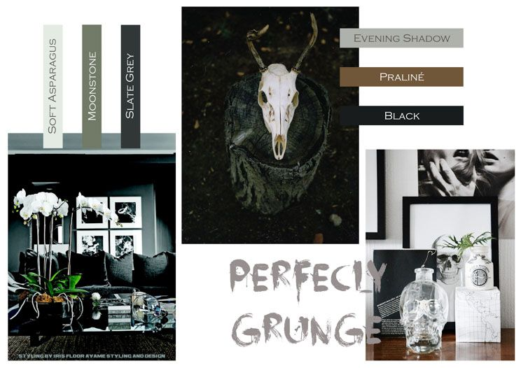Perfecly Grunge by Ayame styling & design