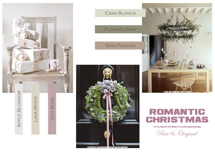 Romantic Christmas by Ayame styling & design