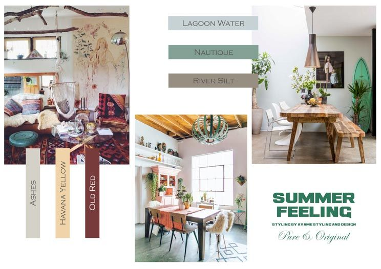 Summer Feeling by Ayame styling & design