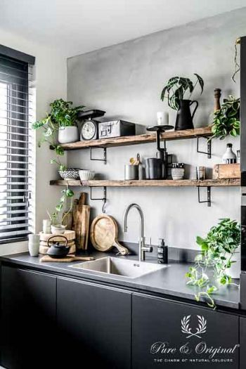 Article HOMIFY black and grey interior